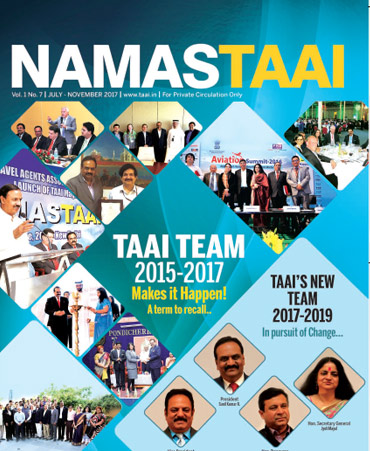 NAMASTAAI July-November, 2017