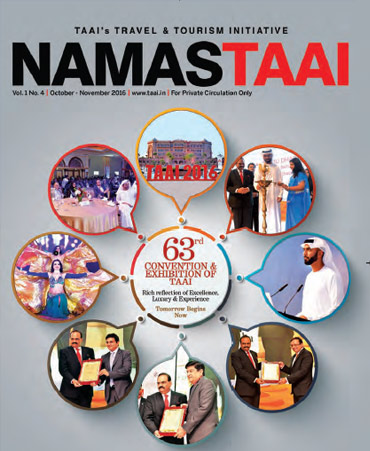 NAMASTAAI October-November, 2016